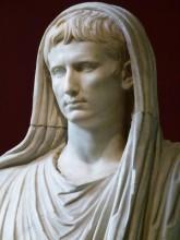 Augustus Caesar as Pontifex Maximus